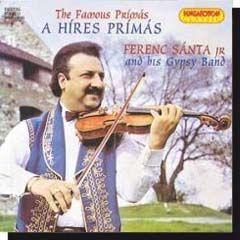 A híres prímás (CD)