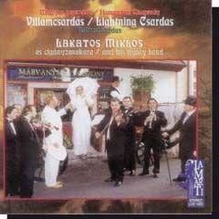 Lakatos Miklós: Villámcsárdás (CD)