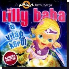 Lilly baba a világ körül (CD)