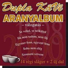 Dupla KáVé: Aranyalbum (CD)