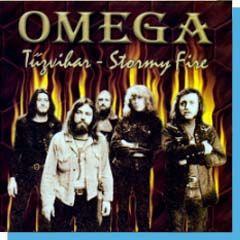 Omega: Tűzvihar (CD)