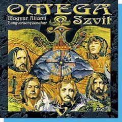 Omega: Szvit (CD)