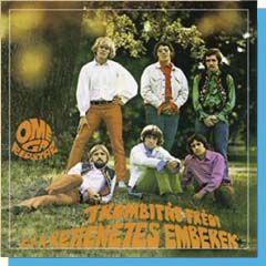 Omega - Trombitás Frédi és a Rettenetes Emberek (2003 remaster) (CD)