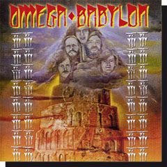 Omega: Babylon (CD)