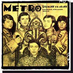 Metro: Gyémánt és Arany (CD)