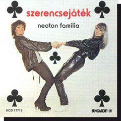 Neoton Família: Szerencsejáték (CD)