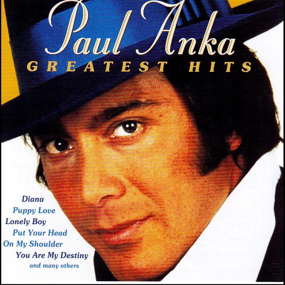 Paul Anka: Greatest Hits (CD)