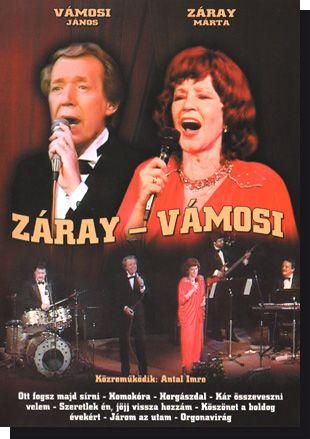 Záray - Vámosi (DVD)