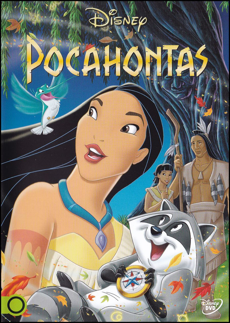 Pocahontas Disney (DVD)