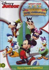 Mickey egér játszótere: Mickey nagy csobbanása (DVD)