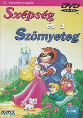 a34cfd1ac7 Szépség és a szörnyeteg DVD - Dalnok Kiadó Zene- és DVD Áruház ...