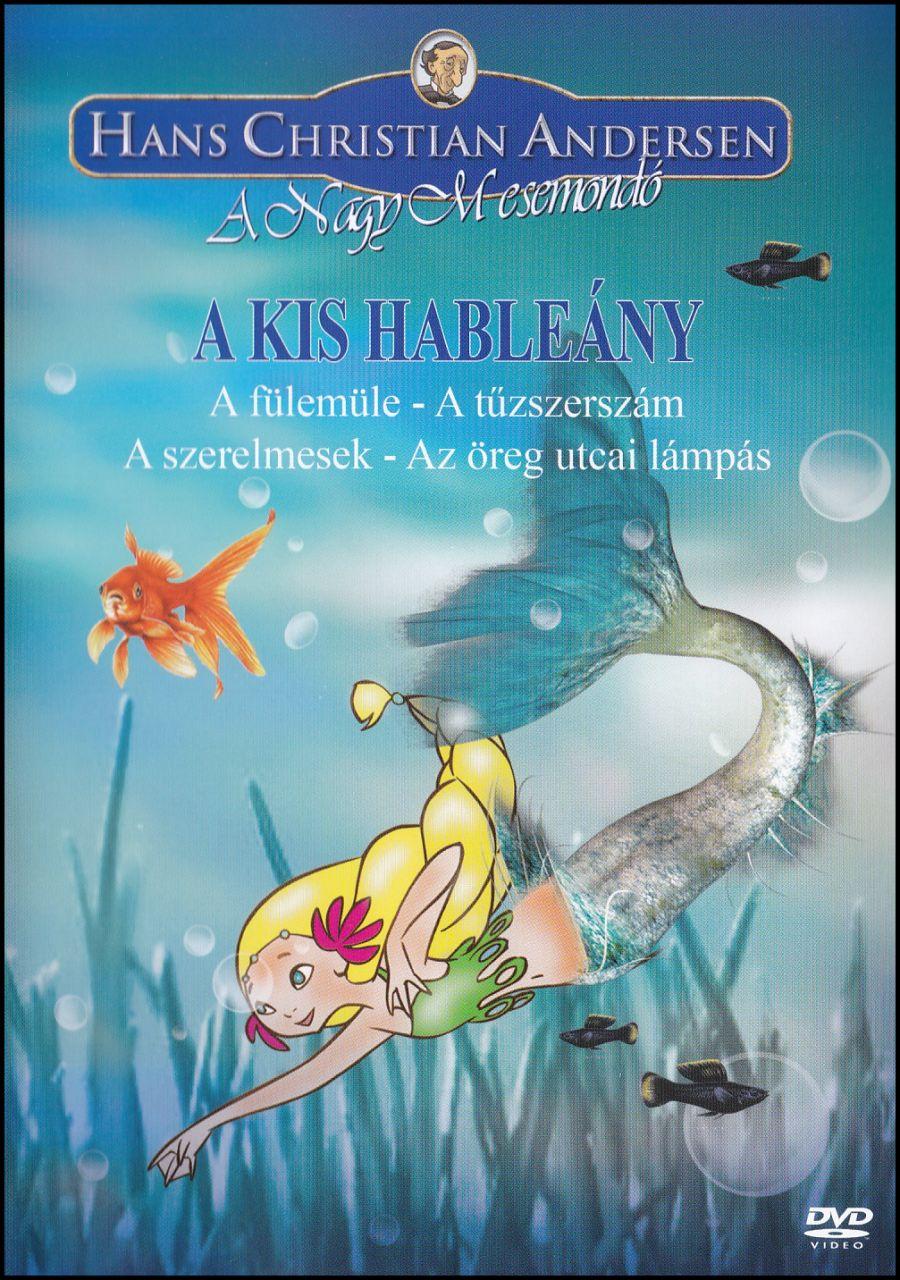 A kis hableány (DVD)