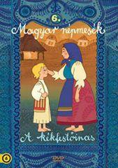 Magyar népmesék 6.: A kékfestőinas (DVD)