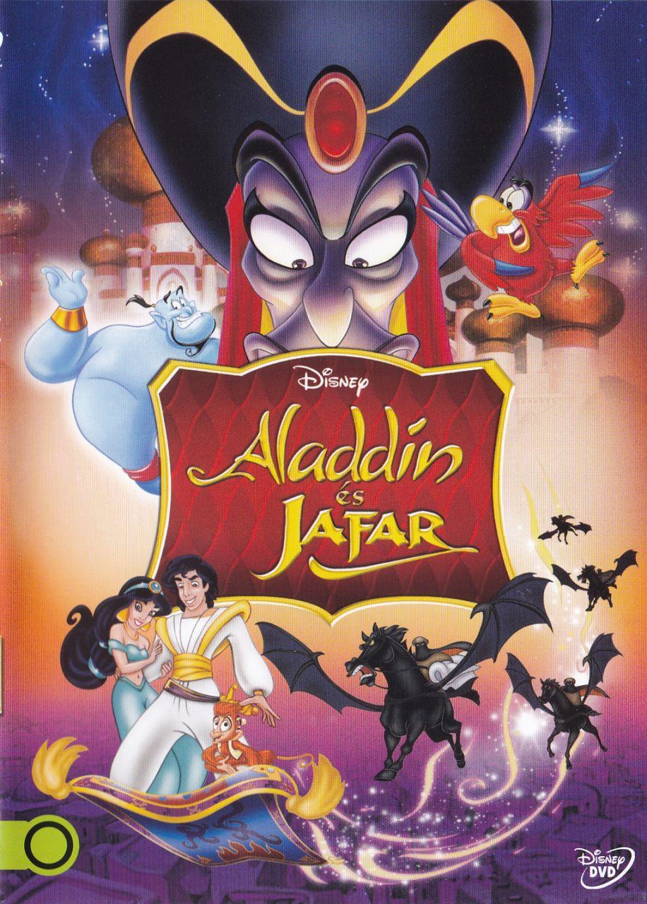 Aladdin és Jafar (DVD)