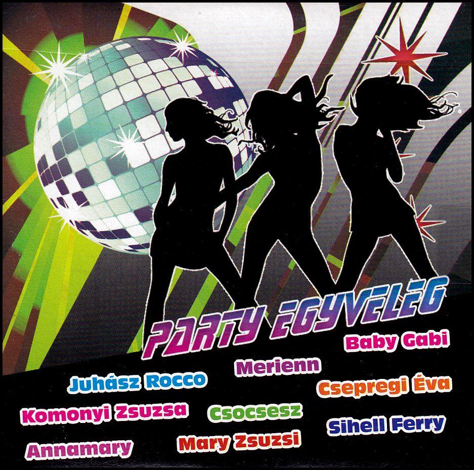 Party egyveleg (CD)