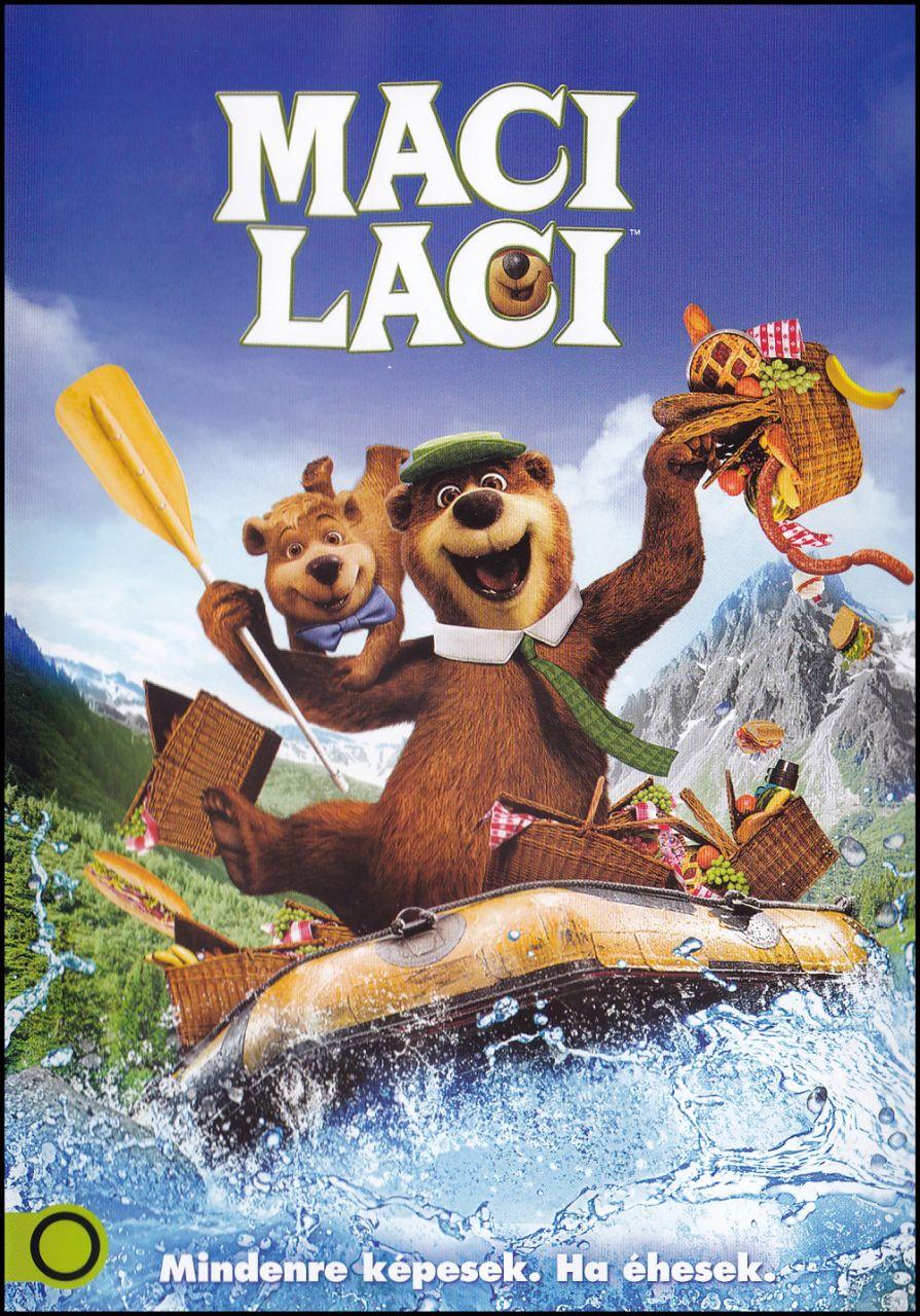 Maci Laci - Mindenre képesek. Ha éhesek. (DVD)