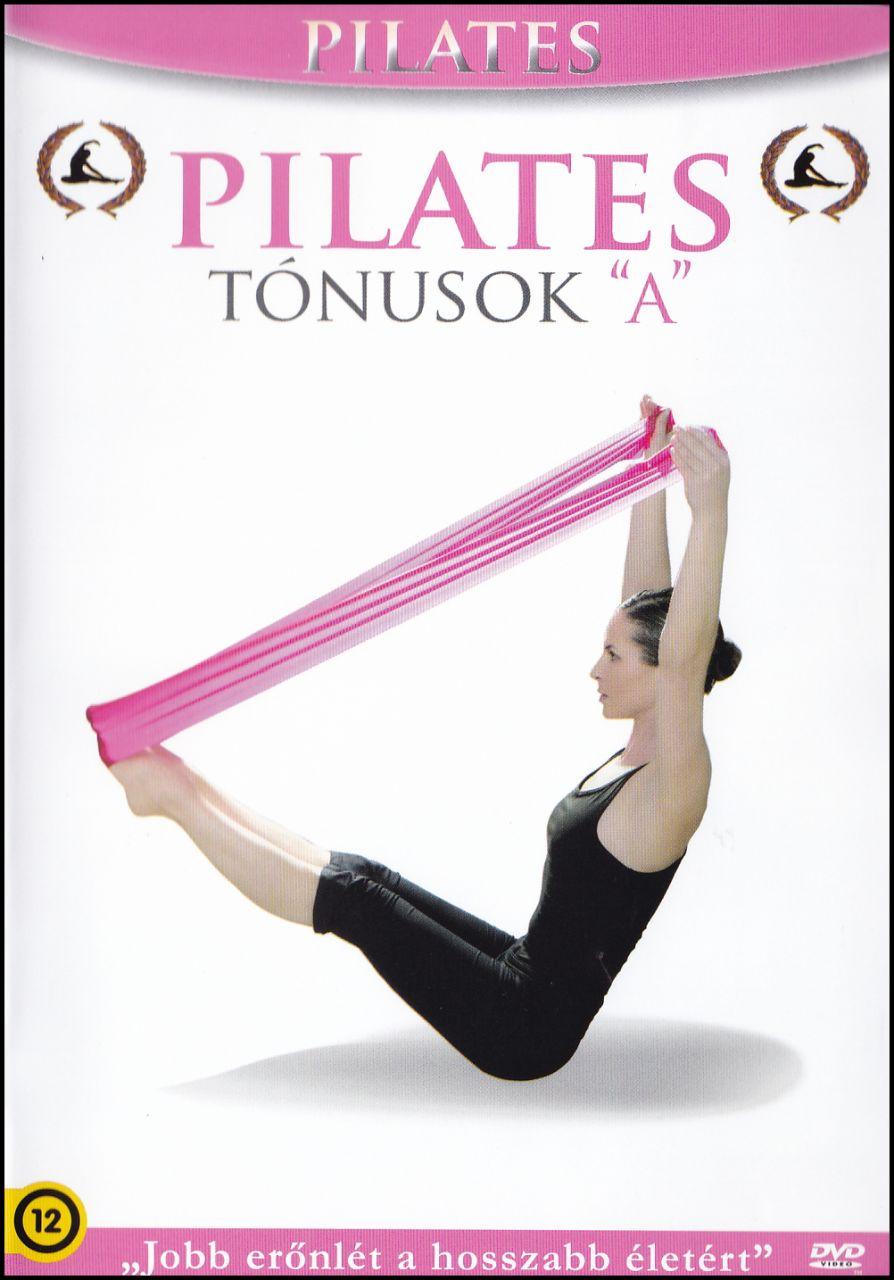 """Pilates Tónusok """"A"""" (DVD)"""