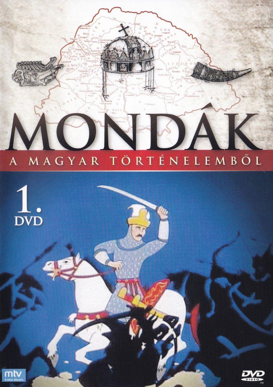 Mondák a magyar történelemből (DVD)