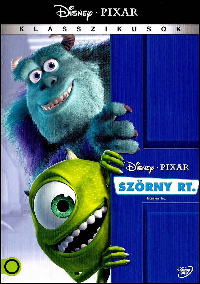 Disney - Pixar Szörny Rt. (DVD)