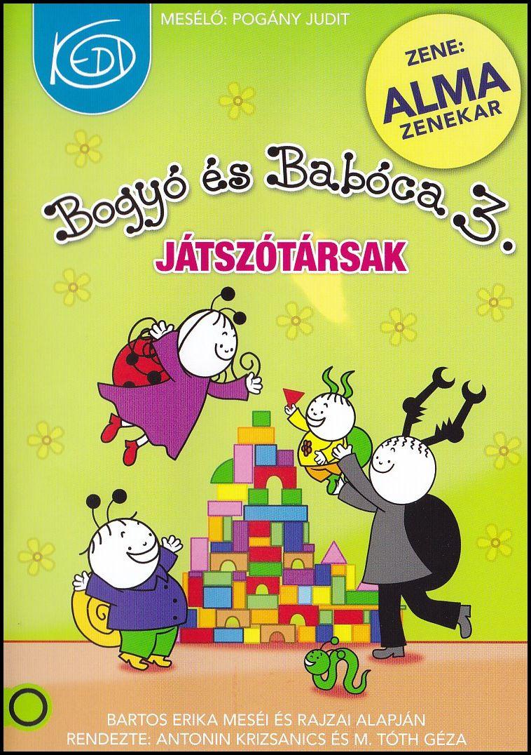 Bogyó és Babóca 3. (DVD)
