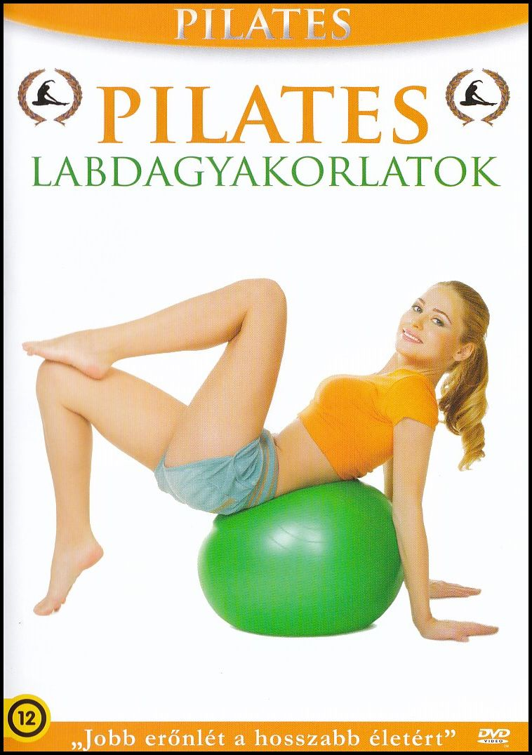 Pilates labdagyakorlatok (DVD)