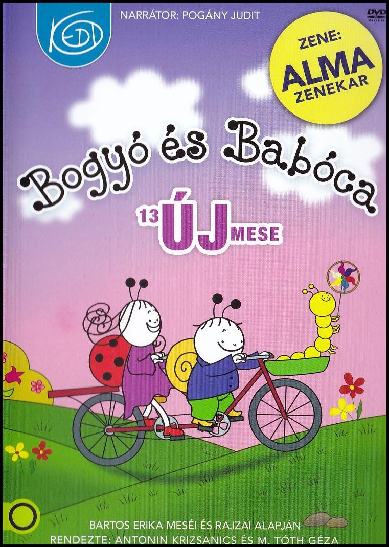 Bogyó és Babóca 13 Új mese (DVD)