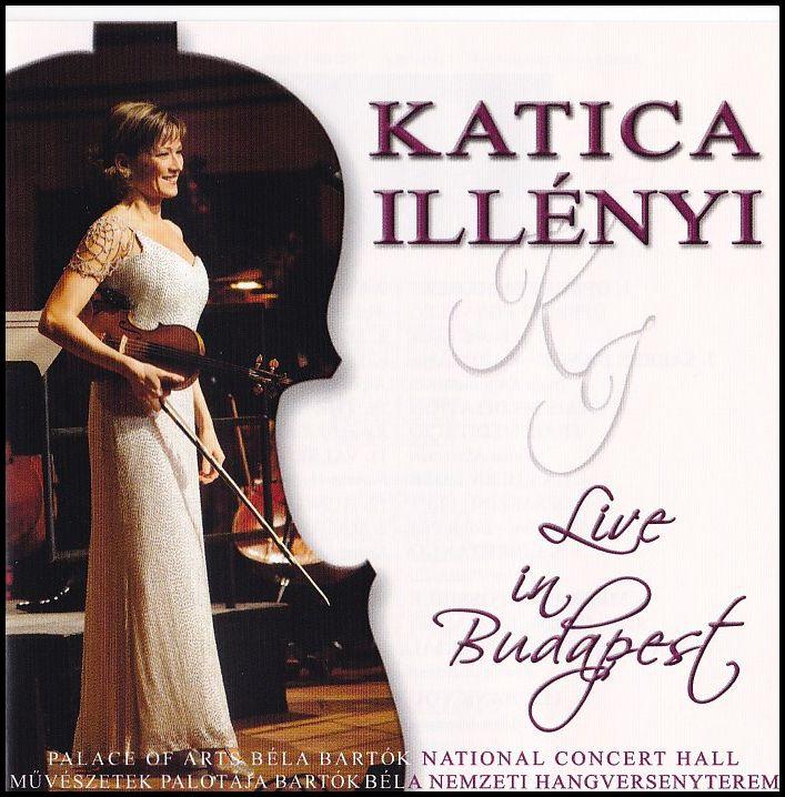 Illényi Katica - Live in Budapest (CD)