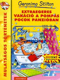 Extraegeres vakáció a Pompás Pocok Panzióban (könyv)