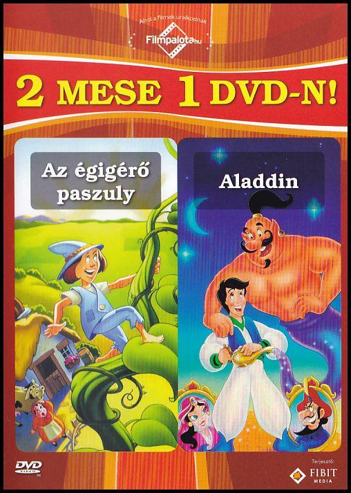 Az égigérő paszuly / Aladdin (DVD)