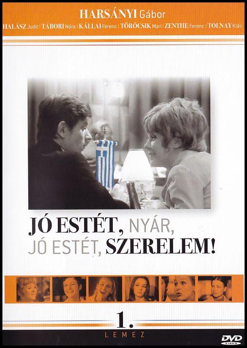 Jó estét, nyár, jó estét, szerelem! 1. (DVD)