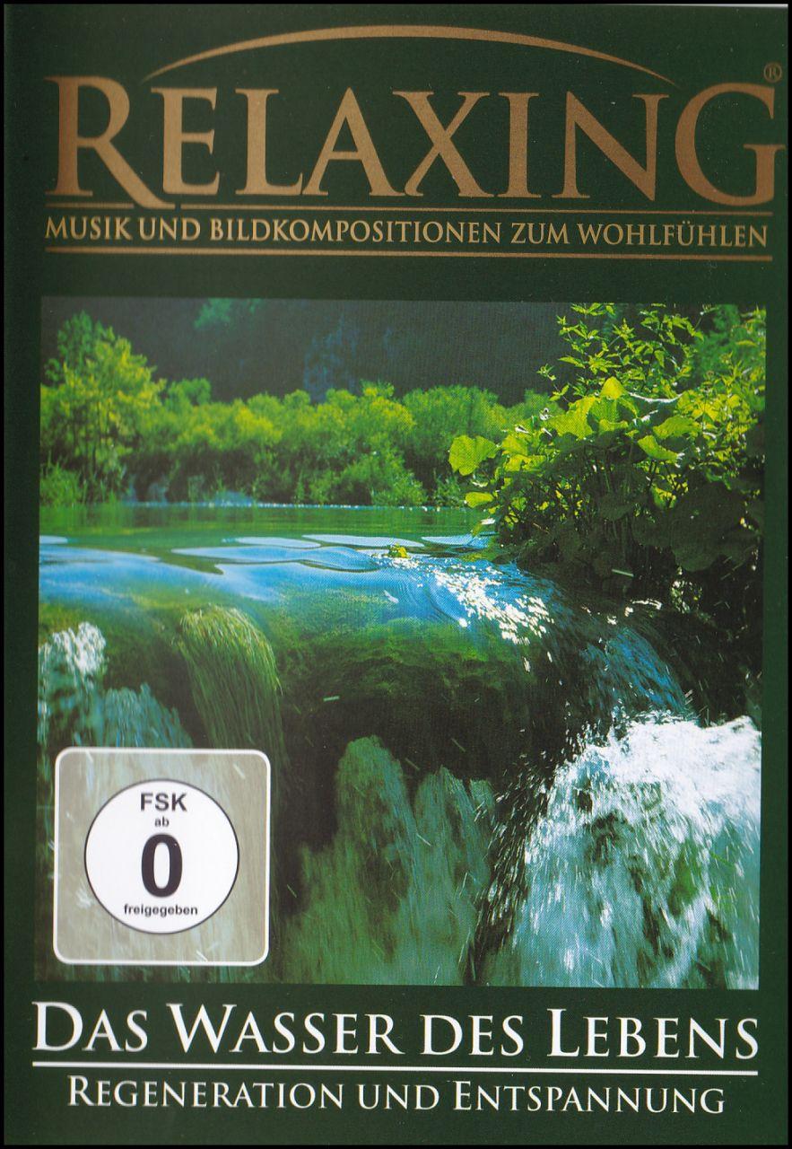 Relaxing Musik und Bildkompositionen zum Wohlfühlen Das Wasser Des Lebens (DVD)