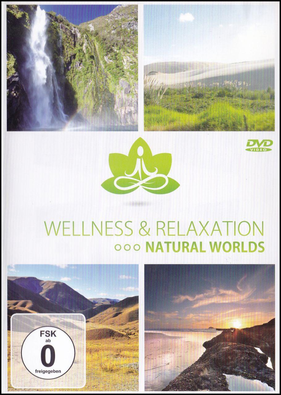 Wellness & Relaxation Natural Worlds (DVD)