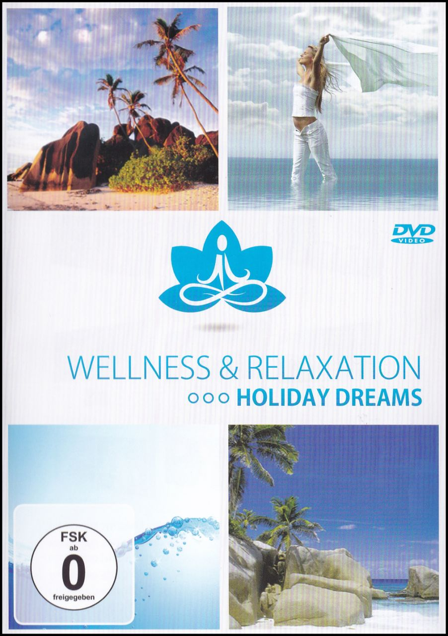 Wellness & Relaxation Holiday Dreams (DVD)