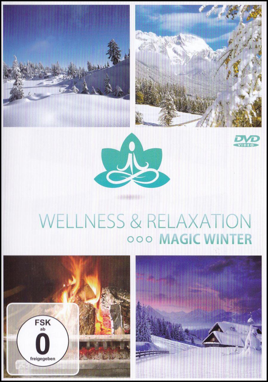 Wellness & Relaxation Magic Winter (DVD)