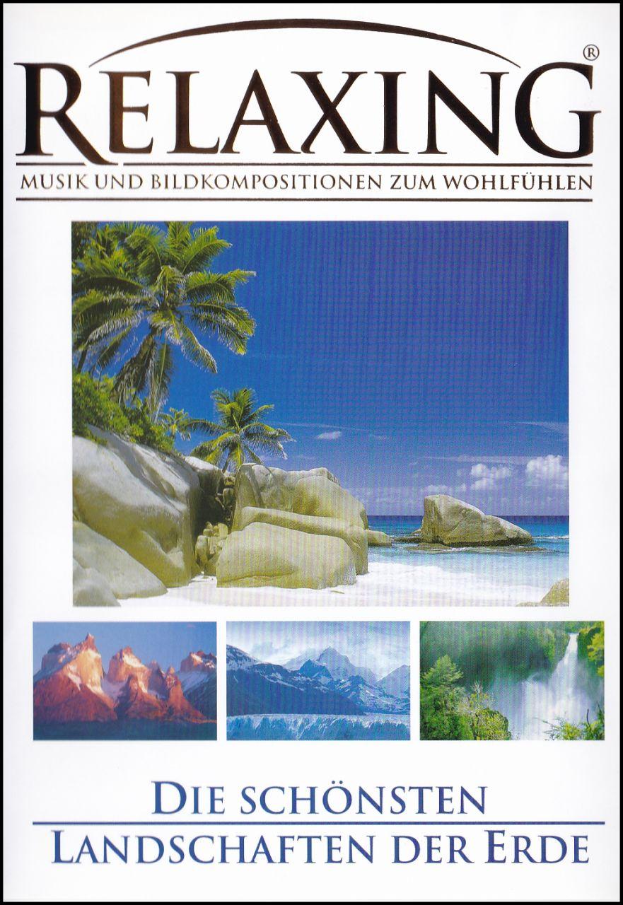 Relaxing - Die Schönsten Landschaften der Erde (DVD)