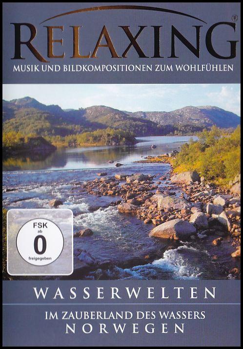 Relaxing - Musik und Bildkompositionen zum Wohlfühlen Wasserwelten (DVD)