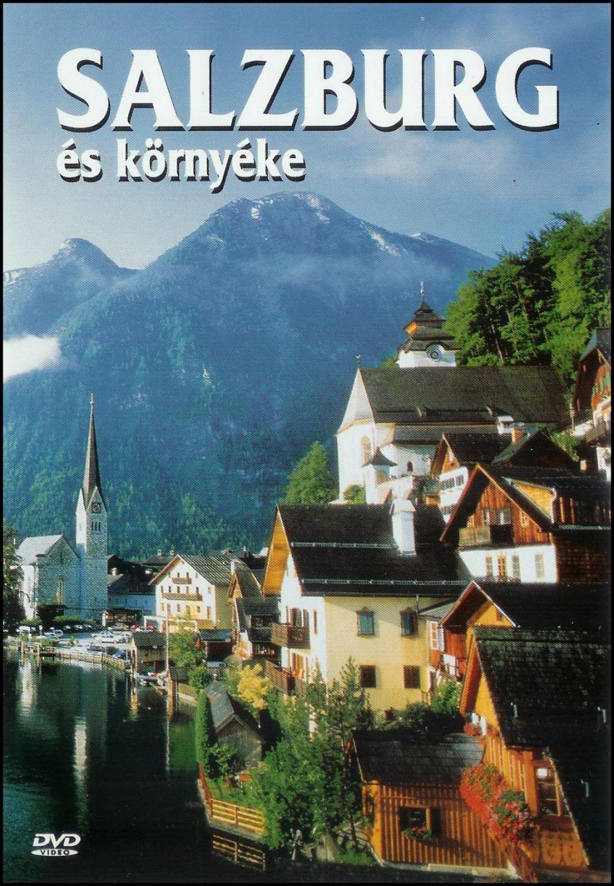 Salzburg és környéke (DVD)