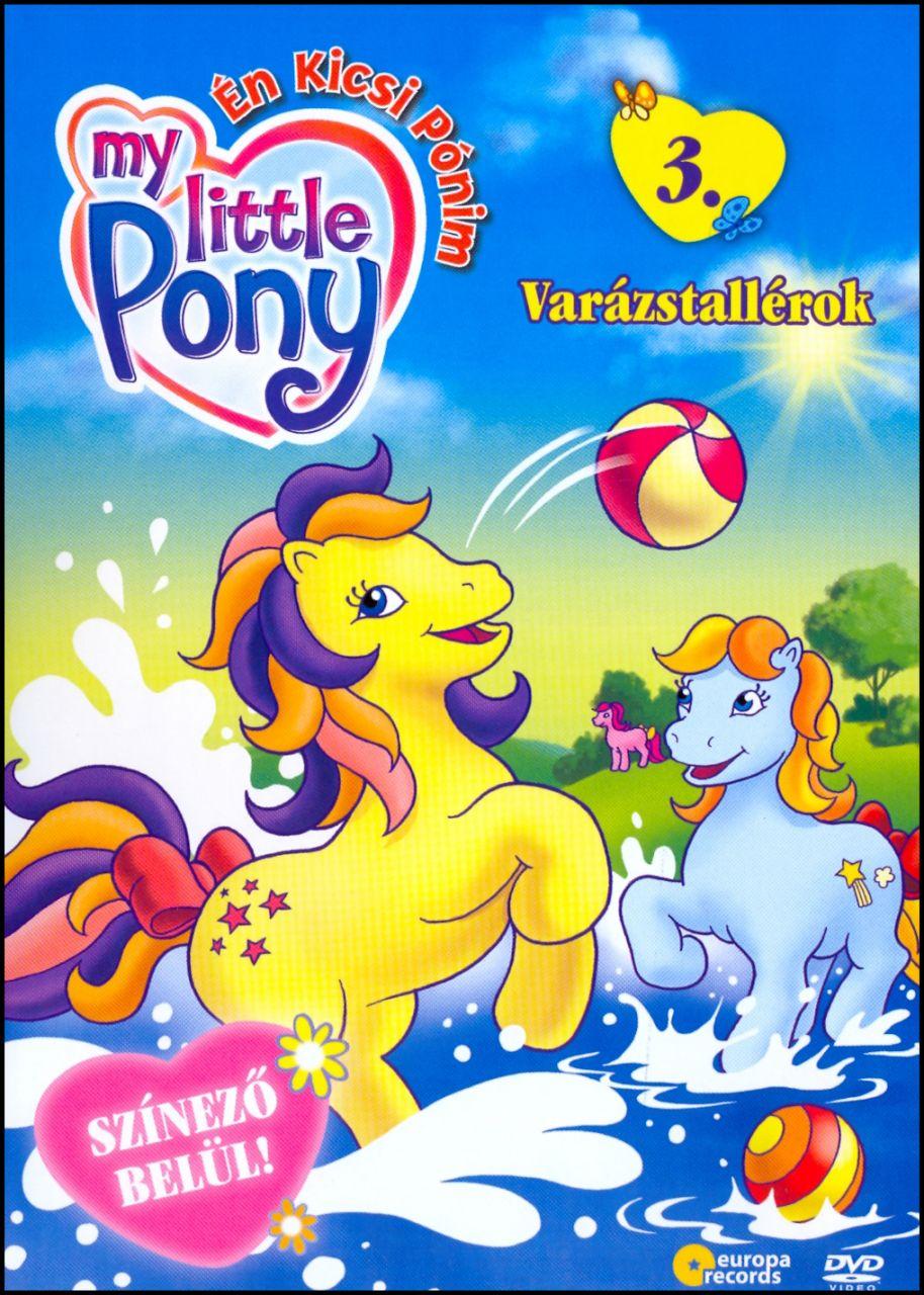 My little Pony - Én kicsi Pónim 3. - Varázstallérok (DVD)