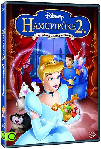 Hamupipőke 2. - Az álmok valóra válnak (DVD)