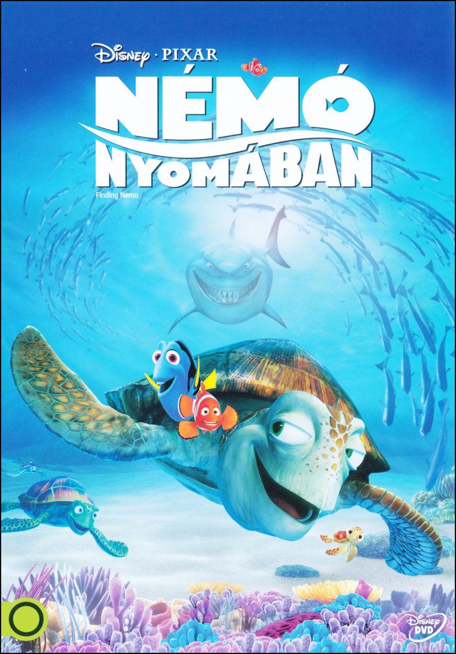 Disney - Pixar - Némó nyomában (DVD)