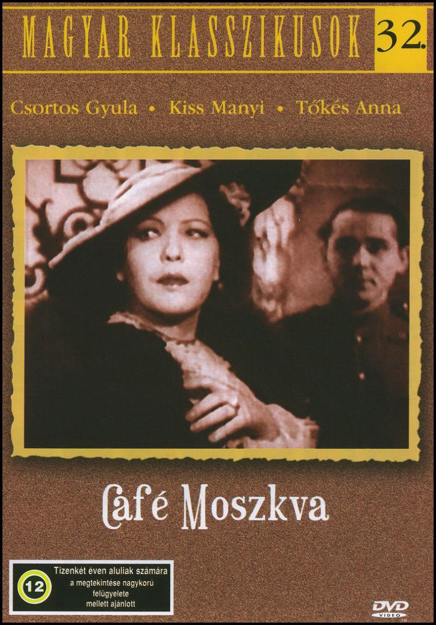Café Moszkva (DVD)