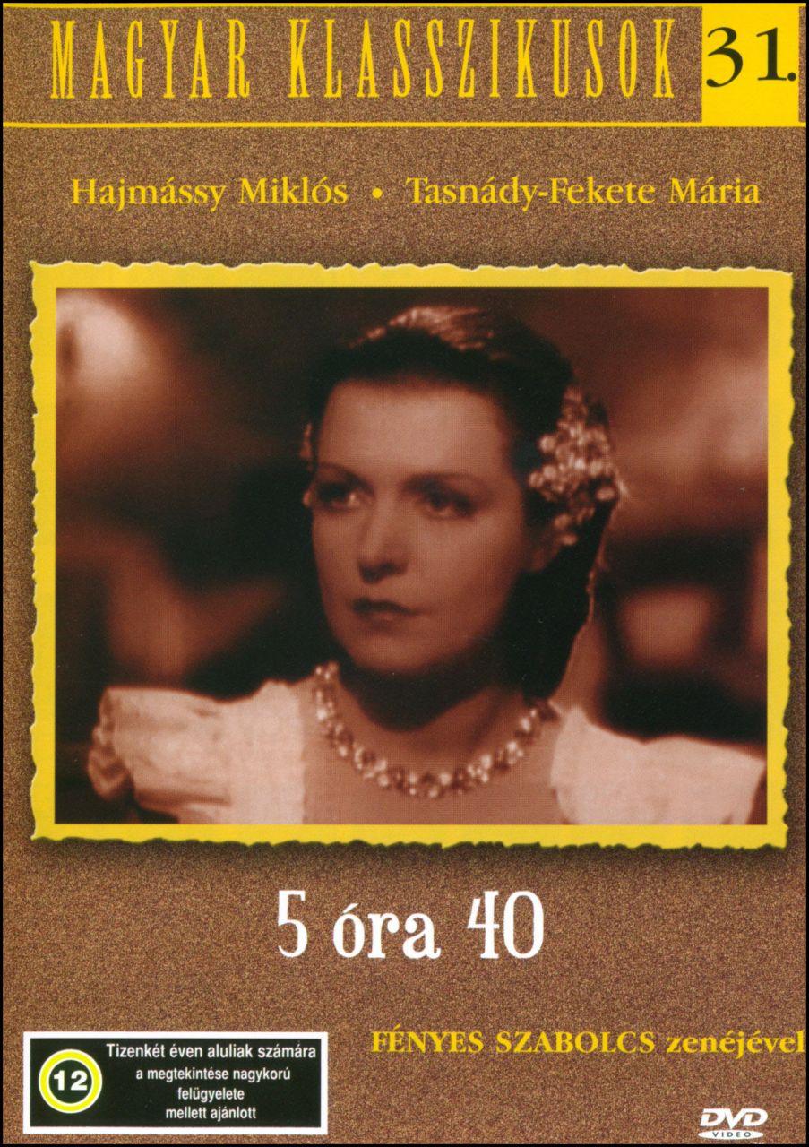 5 óra 40 (DVD)