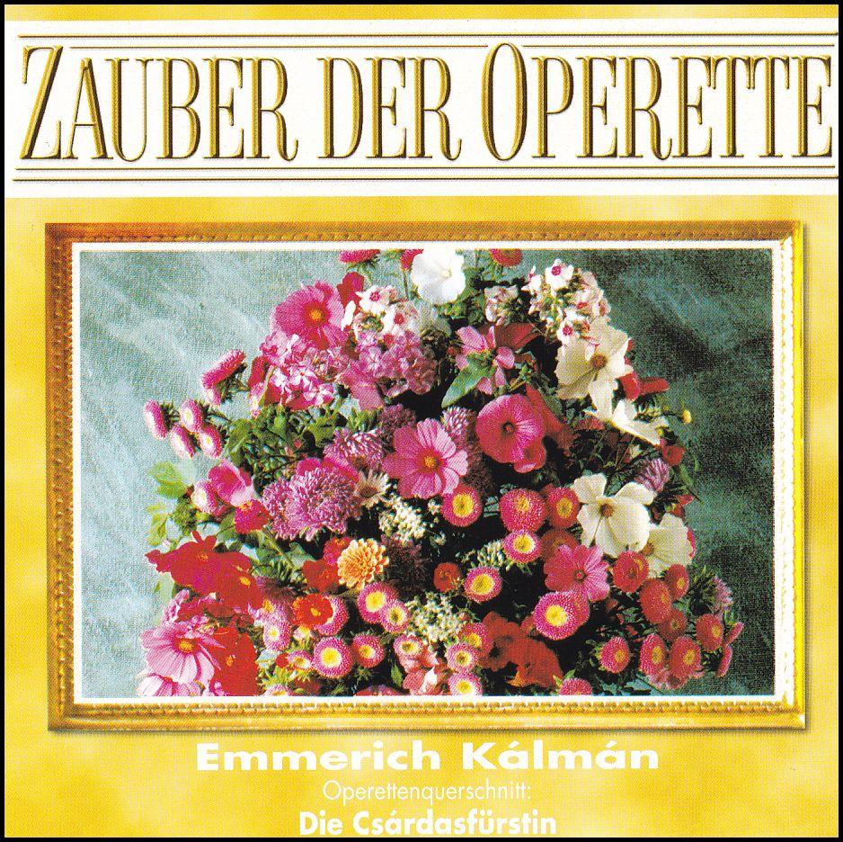 Emmerich Kálmán - Zauber der Operette (CD)