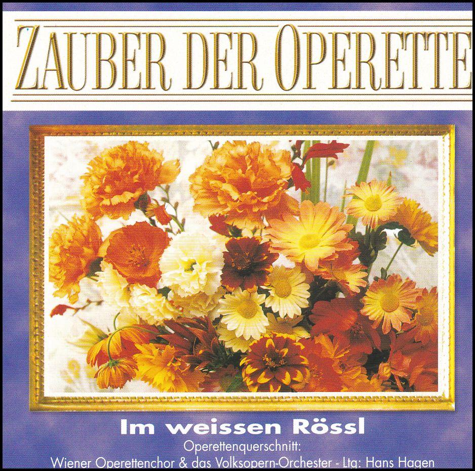 Im weissen Rössl - Zauber der Operette (CD)