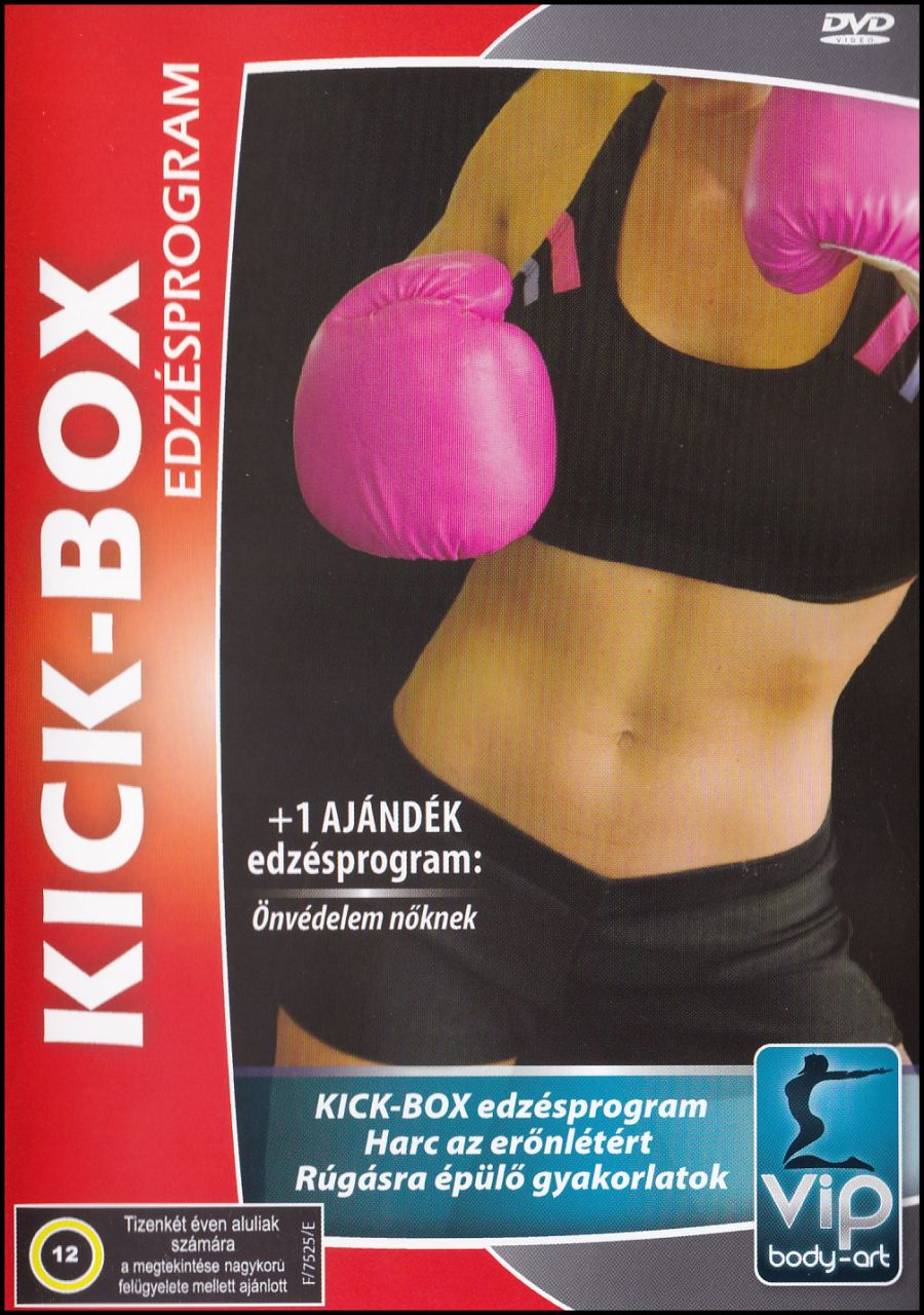 Kick-Box Edzésprogram (DVD)