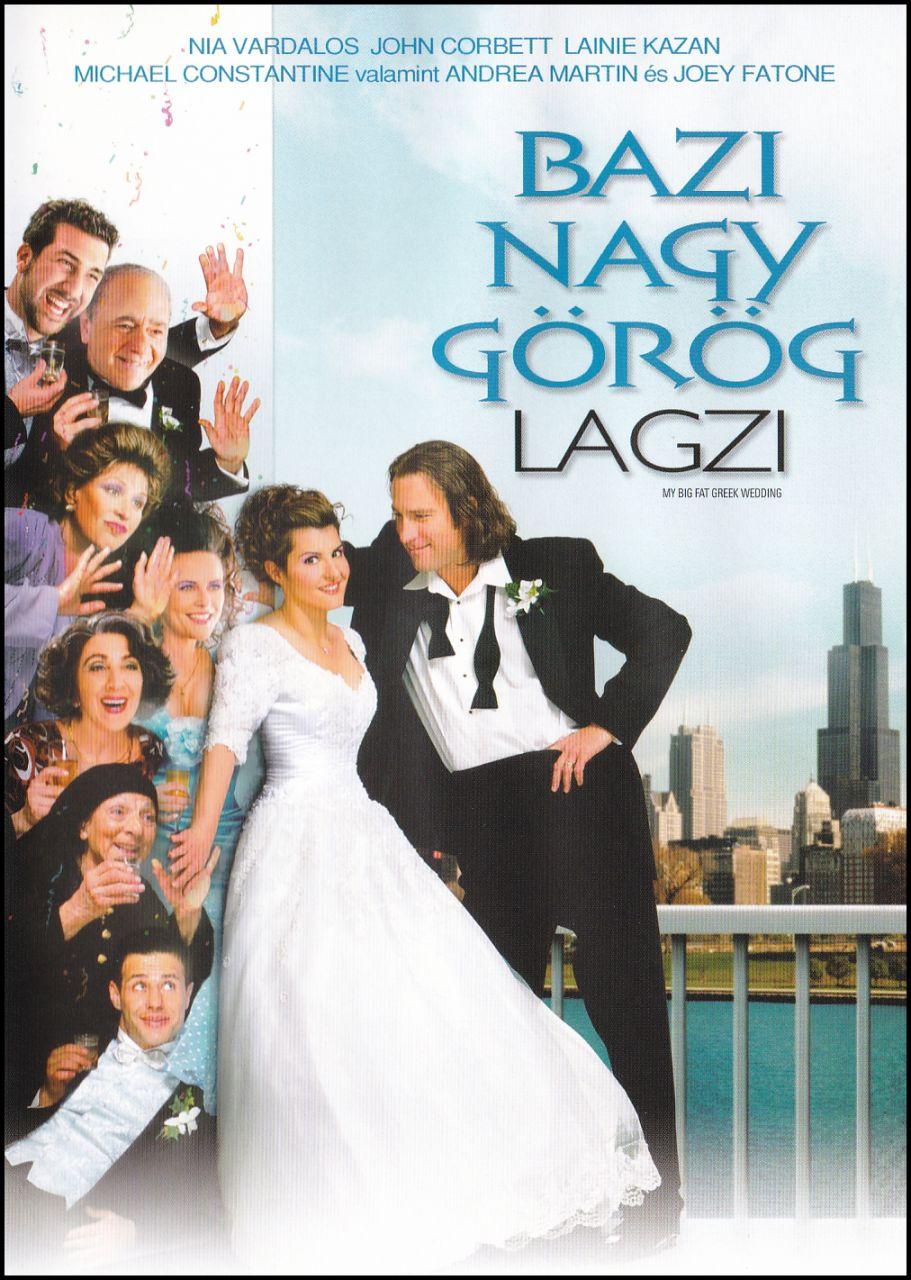 Bazi nagy görög lagzi (DVD)
