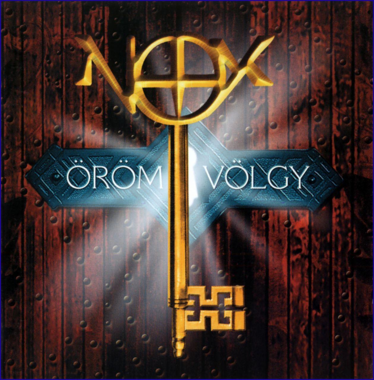 Nox: Örömvölgy (CD)