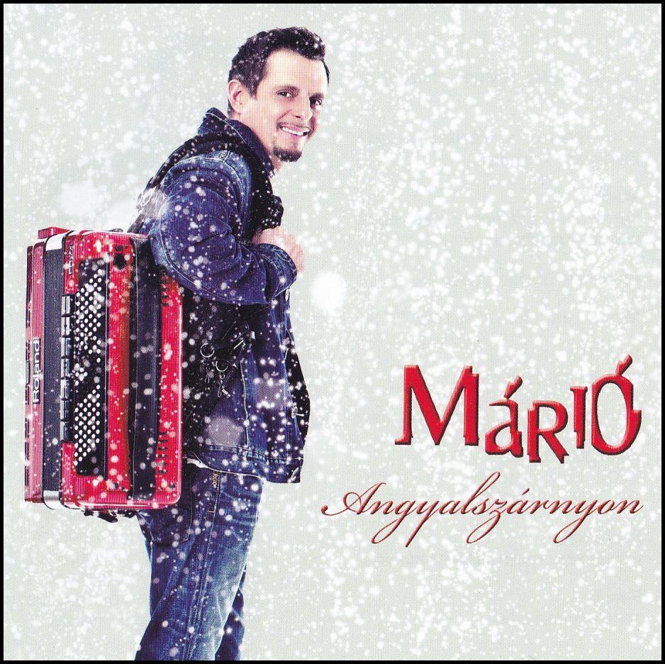 Márió: Angyalszárnyon (CD)