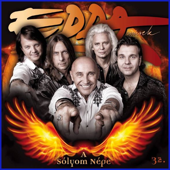 Edda: A Sólyom Népe (CD)