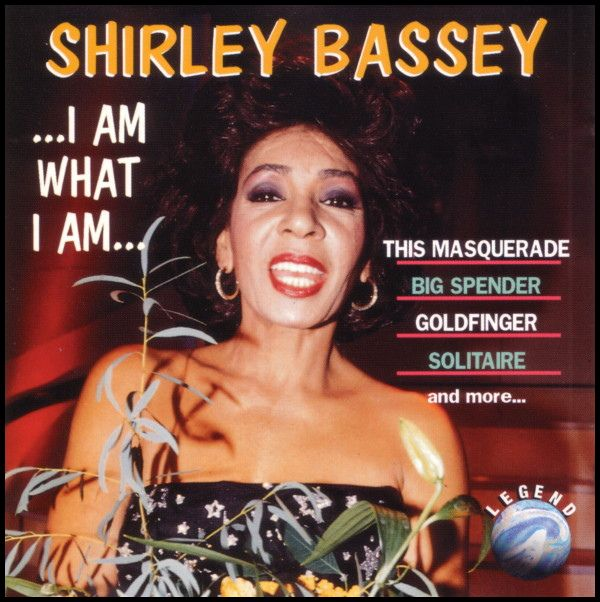 Shirley Bassey: I Am What I Am (CD)